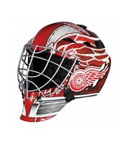 RED WINGS *NEW* Full Size Youth GOALIE MASK