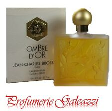JEAN-CHARLES BROSSEAU OMBRE D'OR EDP NATURAL SPRAY - 100 ml