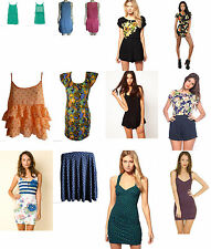 10 New Motel ASOS Job Lot Wholesale JobLot Bankrupt Stock Surplus Liquidated