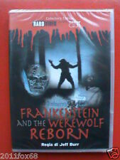 horror movies frankenstein and the werewolf reborn jeff burr ben gould cafagna v