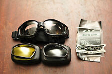 ESS Advancer V12 Ballistic Goggles