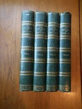 The Church of England; A History for the People by Spence Jones * All 4 volumes*