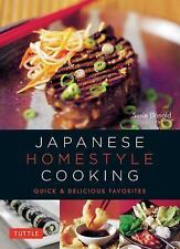 Japanese Homestyle Cooking: Quick and Delicious Favorites (Learn to Cook Series)