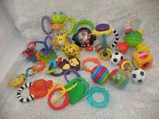 Lot 15 Baby High Contrast No Batteries Needed! Developmental Toys Teethers ~32H6