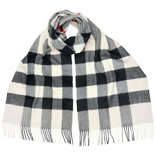 Burberry Giant Exploded Check Cashmere Scarf - Stone 3994138