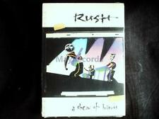 Rush: A Show of Hands DVD Sealed Region 1