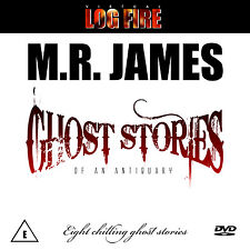 GHOST STORIES OF AN ANTIQUARY (DVD) M R James Christmas Fireplace Story MR M.R.