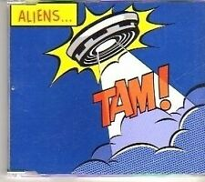 (CT364) Tam! Aliens - 1998 DJ CD