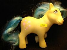 MON PETIT PONEY *my little pony N°166 Hasbro hong-kong 1984