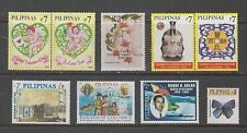 Philippine Stamps 2006: 9 different Commemoratives & Definitive MNH