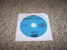 2013 Ford F350 Truck Shop Service Repair Manual DVD XL XLT Lariat 6.7L V8 Diesel