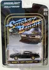 GREENLIGHT HOLLYWOOD SERIES 1 SMOKEY AND THE BANDIT 1977 PONTIAC TRANS AM