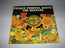 FRANCK POURCEL 33 TOURS MEETS THE BEATLES