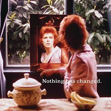 DAVID BOWIE NOTHING HAS CHANGED DOUBLE GATEFOLD LP NEW & SEALED VERY BEST OF