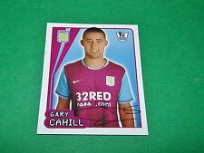N°50 GARY CAHILL ASTON VILLA MERLIN PREMIER LEAGUE FOOTBALL 2007-2008 PANINI