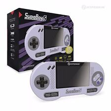 Hyperkin SupaBoy S, Portable Pocket SNES Console (2016 Version) FREE SHIPPING""