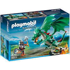 Playmobil Knights Great Dragon 6003 NEW