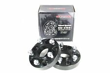 Super GT Hubcentric Bolt On Wheel Spacer 5x114 67.1 25mm M12x1.5 Mitsubishi