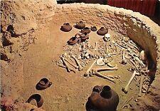 BG6567 paestum sa ricostruzione di tomba necropoli del gaudo   italy