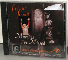 Reference Recordings RR-85CD: Fennell - Marches I've Missed - USA 1998 SEALED