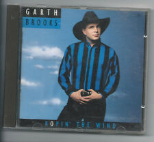 CD RADIO STATION USED * GARTH BROOKS *  Ropin' The Wind * Buy As Many $3.