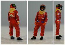 Emerson FITTIPALDI 1974 McLaren figurine pilote diorama 1/43 F1 driver figure