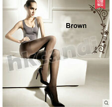 Fashion Women transparent Tights Pantyhose Color Stockings new