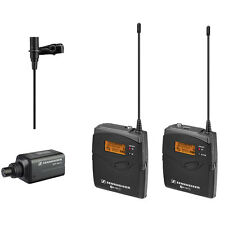 Sennheiser EW100 ENG G3 Camera Wireless Mic Kit (B-Band)