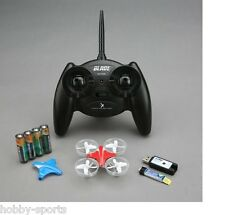 Blade Inductrix Ultra Micro Drone W/ 4 Electric Ducted Fans Spektrum RTF BLH8700
