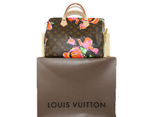 LOUIS VUITTON Speedy 30 SPROUSE ROSES MONOGRAMM LIMITED EDITION bag NEU &OVP