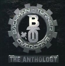 BACHMAN-TURNER OVERDRIVE - THE ANTHOLOGY - 2-DISC SET