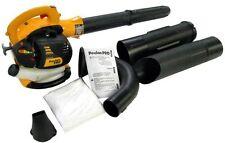 Poulan Pro BVM200FE 25CC 2 Cycle Gas Leaf Debris Handheld Blower/Vacuum -200 MPH