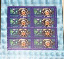 Russia Unione Sovietica 1983 KLB 5283 MS 5153a Tereshkova space flight spaziale MNH
