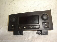 2005 1.4 16V MK1 PEUGEOT 307 AC TYPE HEATER CONTROL PANEL SWITCH 9646627977