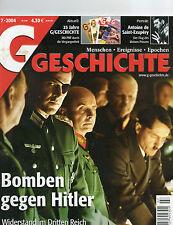G Geschichte mit Pfiff 7/04 Widerstand im 3. Reich