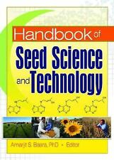 Handbook of Seed Science and Technology (2006, Hardcover)