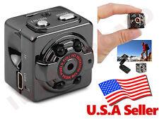 Mini DV Camera 1080P Full HD Car Sports 12MP Night Vision DVR Video Recorder SQ8