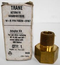 Trane KIT9419 Gas Valve Adapter Kit