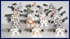 STAR WARS GALACTIC HEROES TROOPER LOT OF 18 - ALL DIFFERENT! - Storm Clone Shock