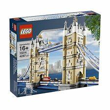 LEGO EXCLUSIVE Set TOWER BRIDGE, 10214, NEU & OVP, NRFB, MISB