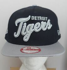 Detroit Tigers MLB 9 FIFTY Cappellino NEW ERA NUOVO di zecca Adulto Piccolo/Medio