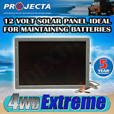 PROJECTA SPA400 SOLAR PANEL TRICKLE BATTERY CHARGER ,12V 5W BOAT CAR 12 VOLT