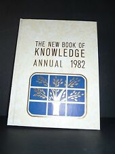 The New Book of Knowledge Annual 1982