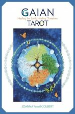 NEW Gaian Tarot Cards Deck Joanna Powell Colbert