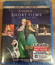 Walt Disney Animation Studios Short Films Collection -  Blu Ray -  Region free