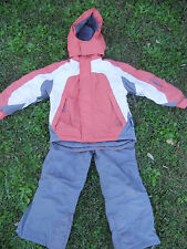 Boys   CRANE   ski suit: pants &  jacket Size 6