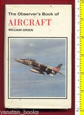 #26496 England 1977. The Observer's book of Aircraft. 256 pages