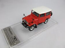 1:43 Toyota Land Cruiser LC BJ/FJ40 Series Century Dragon Resin Red High-End LE