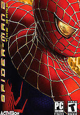 #761c Spider-Man 2: The Game (PC, 2004)