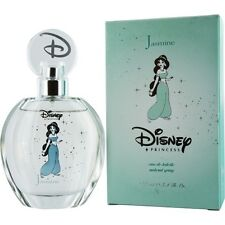 DISNEY PRINCESS JASMINE PERFUME! NEW! MADE IN ITALY WOMEN'S OR GIRLS! 3.4 FL OZ